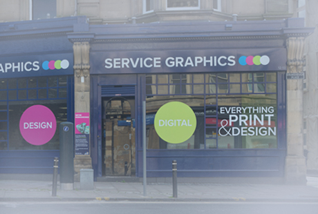 Service Graphics: UK's largest integrated print, design and display company