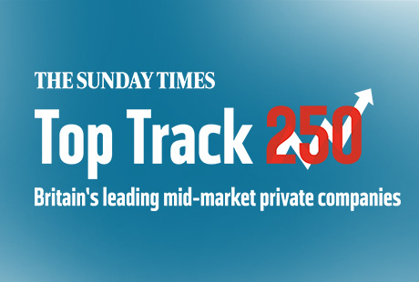 Paragon Group places 2nd in Sunday Times Top Track 250